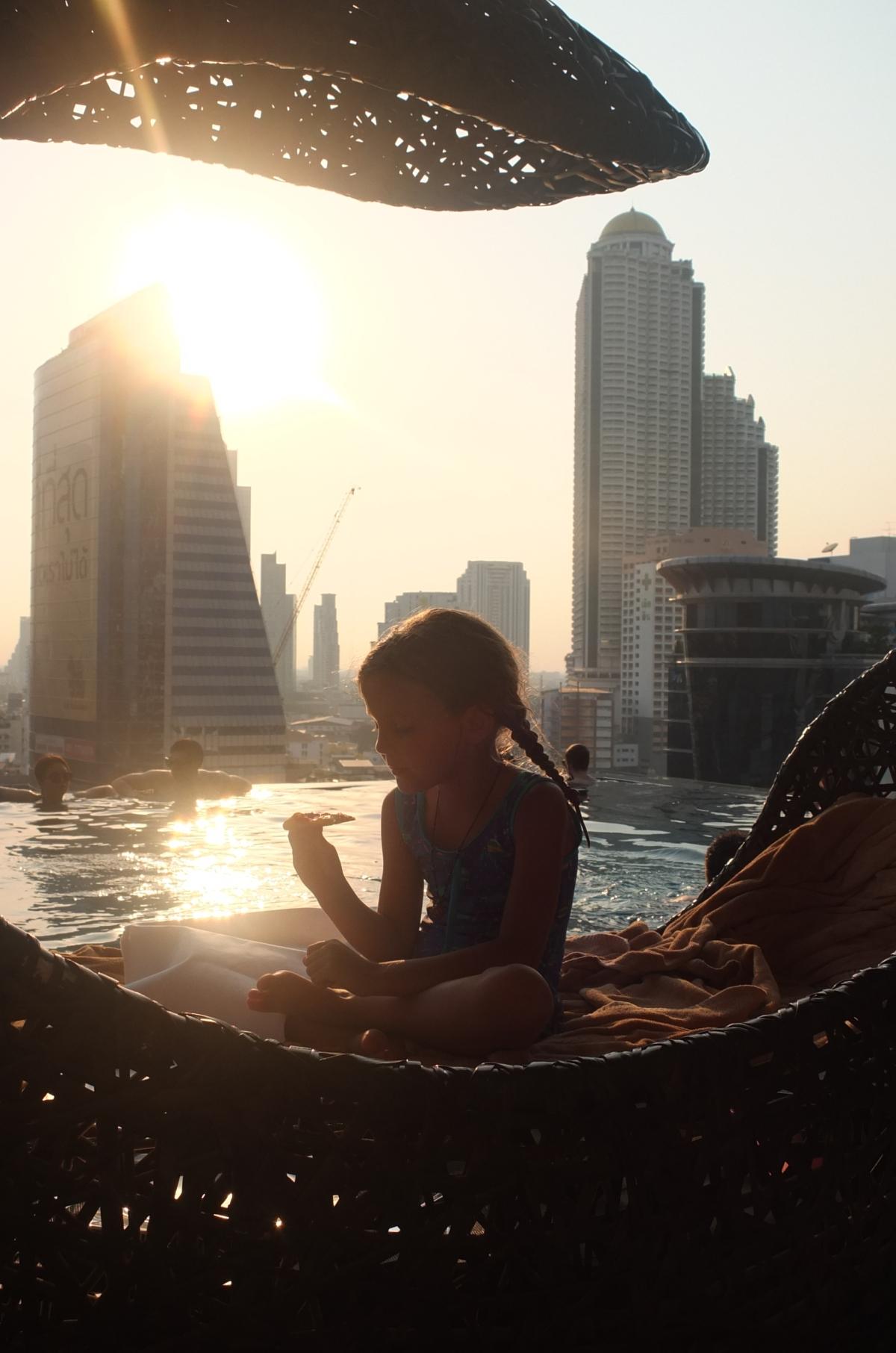 Luxus in Bangkok…