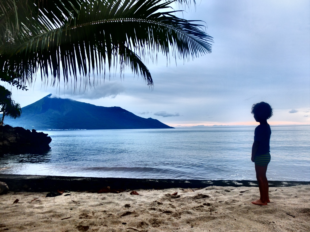 Pulau SIAU – und Peter Maffay singende Indonesier😂