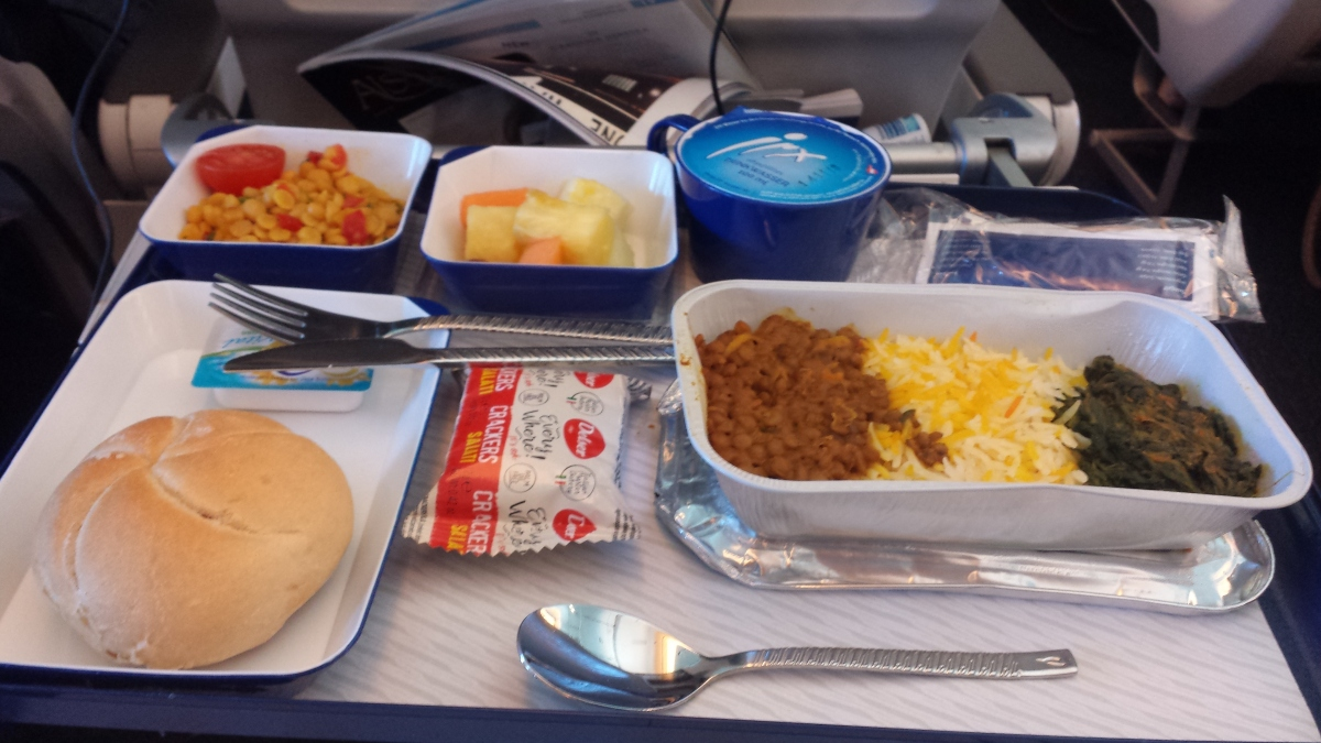 Kuwait Airways und ein verlorener Rucksack…..