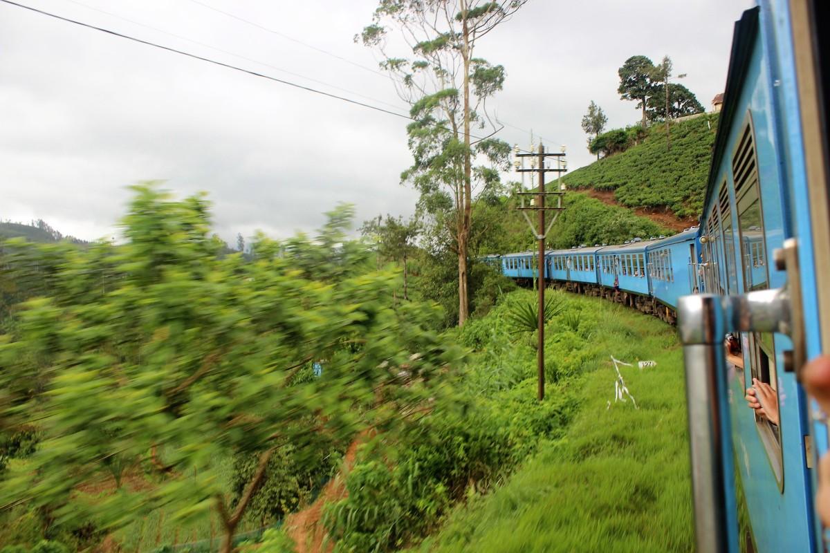 Sri Lanka im Schnelldurchlauf