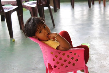 Kids in Sri Lanka