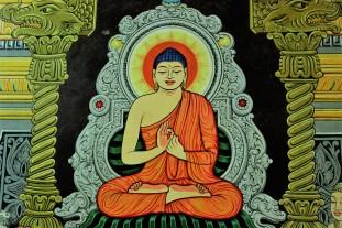 Tempelmalereien