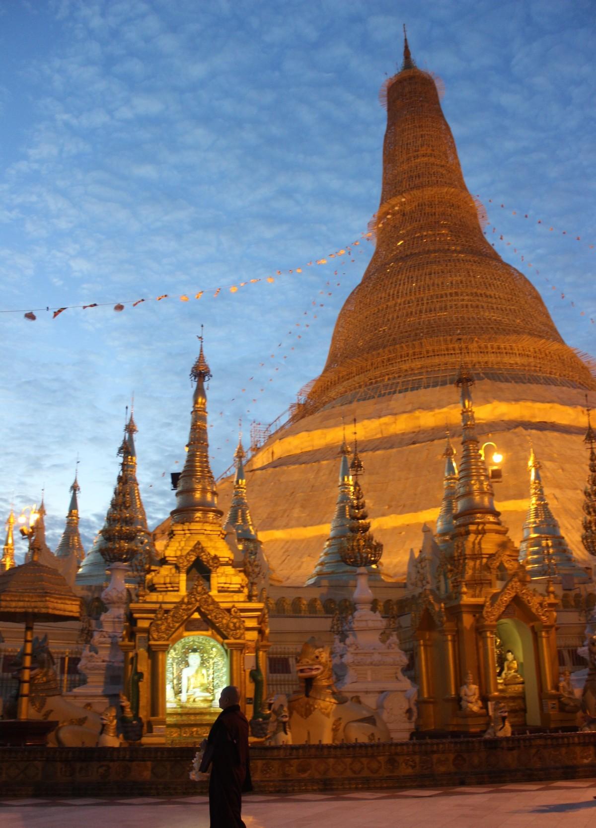 Myanmar – das Land der tausendPagoden