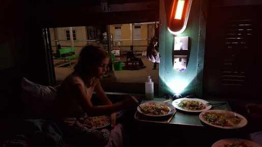 Essen auf Rädern