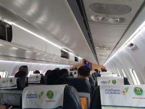Loa Airlines - Nie wieder
