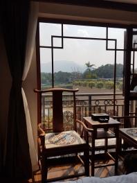 Unser Hotel in Hekou