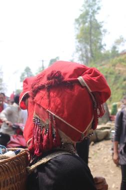 Dorf Nähe Sapa